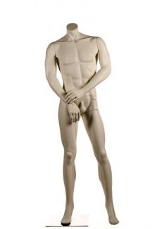 PRI2 Headless - Male, Standing Mannequin Body