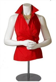Blouse Form - Female, Mannequin Form