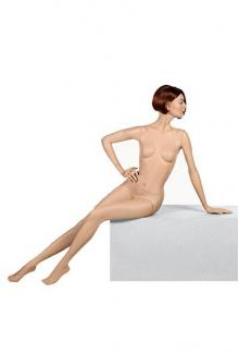 """C9 with """"Lorna"""" head - Female, Reclining Mannequin Body"""