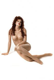 "Sexy Female Mannequins Sin 5 with ""Angelica"" head - Female, Reclining Mannequin Body"