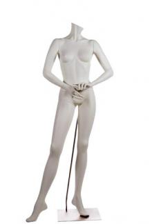 All Luxe Poses Are Available Headless - Female, Standing Mannequin Body