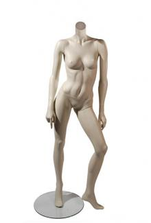 All Poses Headless - Female, Standing Mannequin Body