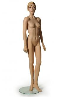 "HWW Museum Figures C1 with ""Zelda"" Head - Female, Standing Mannequin Body"
