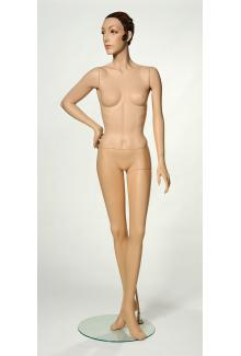 Vintage mannequin for sale near me C11.1 Sophia - Female, Standing Mannequin Body
