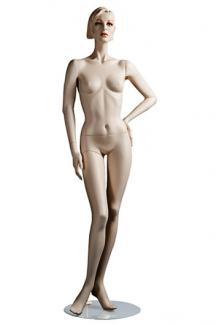 "C5 with ""Lorna S"" head - Female, Standing Mannequin Body"