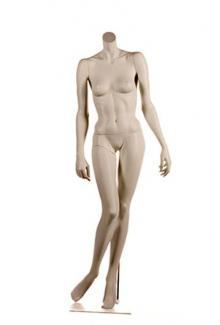 HC12 Headless - Female, Standing Mannequin Body