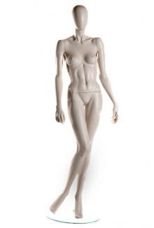 Macys Mannequins HC12 Female, Standing Mannequin