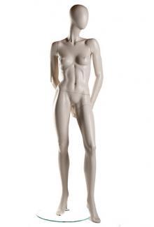 HC7 Female, Standing Mannequin