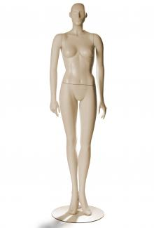 WT1.5/360 - Female, Standing Mannequin Body