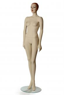 "WT 1.5 with ""Josephine"" Head - Female, Standing Mannequin Body"