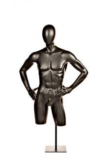 PRI1 3/4 Atelier M - Male, 3/4 Mannequin Body