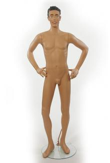 Jess - Male, Standing Mannequin Body