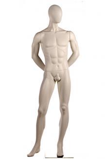 PRI6 - Male, Standing Mannequin Body