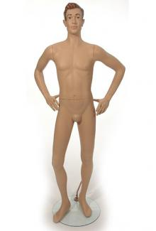 Ronnie - Male, Standing Mannequin Body