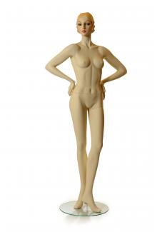 C11 with AN12 Head - Female, Standing Mannequin Body