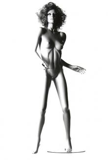 FEV5 - Female, Dancing, Standing Mannequin Body