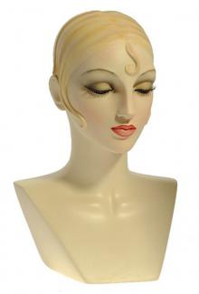 AN15P - Female,  Mannequin Head