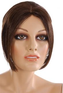 Realistic Female Mannequins for sale: Jill - Mannequin Head, Female