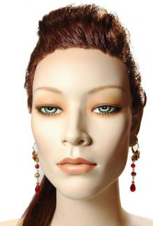 """Leslie"" - Female, Mannequin Head"