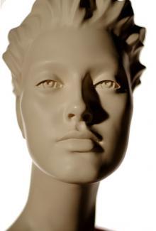 Saika S Two - Mannequin Head, Female