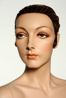 """Sophia"" - Female, Mannequin Head"