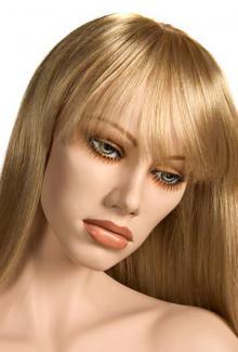 """Tess"" - Female, Mannequin Head"