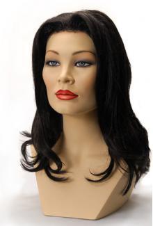 Tong-Sue Cameo - Female,  Mannequin Head