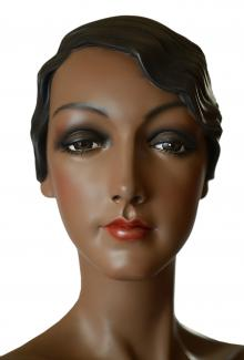 """Velma"" - Female, Mannequin Head"