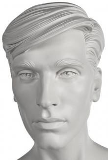 Carey S Abstract 2 - Mannequin Head, Male