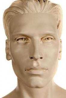 Carey S Abstract - Mannequin Head, Male