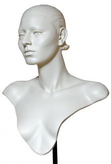 DMJ83 Taylor SN - Female,  Mannequin Head