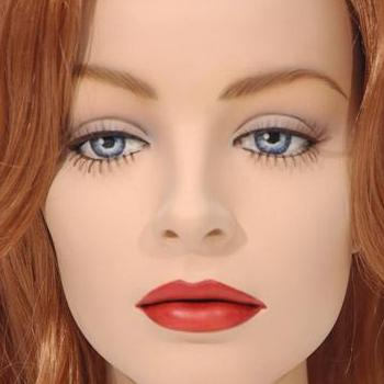 Realistic Female Mannequins for sale from mannequin manufacturer USA Vaudeville Mannequins: Luxe Collection