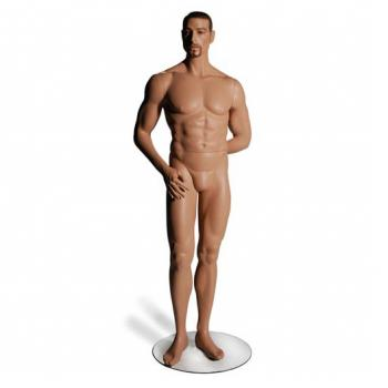 Realistic Male Mannequin Styles offered for sale by The Vaudeville Mannequin Company