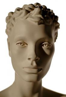 Paula S Two - Mannequin Head, Female