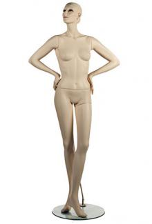 C1/Mary SF - Female, Standing Mannequin Bodies/Poses