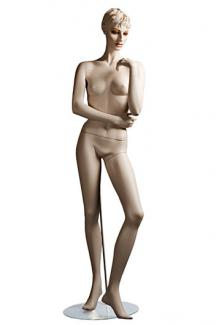 "C4 with ""Saika S"" Head - Female, Standing Mannequin Body"