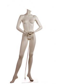 C8/Headless - Female, Standing Mannequin Bodies/Poses