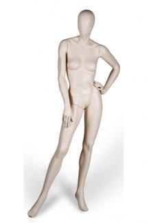 H70 Female, Standing Mannequin