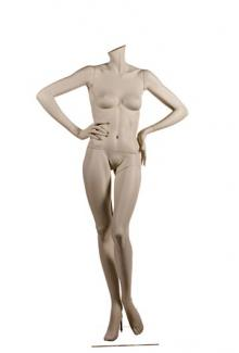 HC1 Headless - Female, Standing Mannequin Body