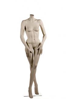 HC8 Headless - Female, Standing Mannequin Body