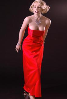 Marilyn Monroe Mannequin for sale - Female, Standing Mannequin Body