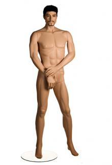 Realistic male mannequins for sale PRI2 with Stephen head - Male, Standing Mannequin Body
