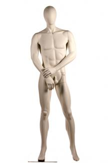 Modern high quality men's mannequins PRI2 - Male, Standing Mannequin Body