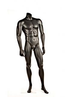 Six6 Three Headless - Male, Standing Mannequin Body