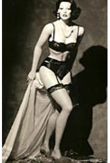 Sin 1  - Female, Standing Mannequin Body Dressed in Lingerie