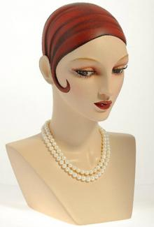 AN13D - Female,  Mannequin Head