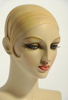 AN13P - Female,  Mannequin Head