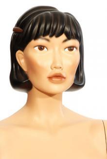 Helen - Female,  Mannequin Head