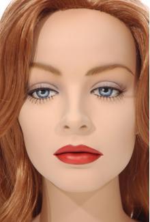 """Lorna 2"" - Female, Mannequin Head"