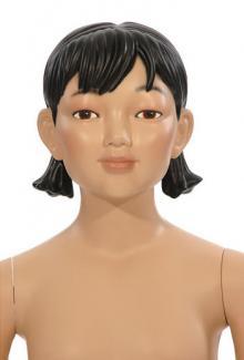 Nancy - Female,  Mannequin Head